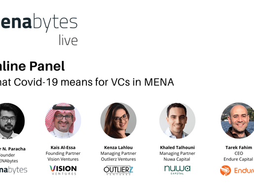 MENAbytes Live: Online Panel – What Covid-19 means for VCs in MENA