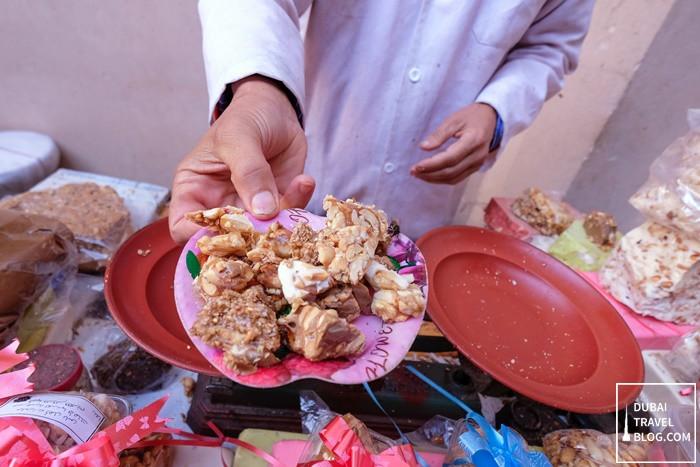 sweets in medina morocco