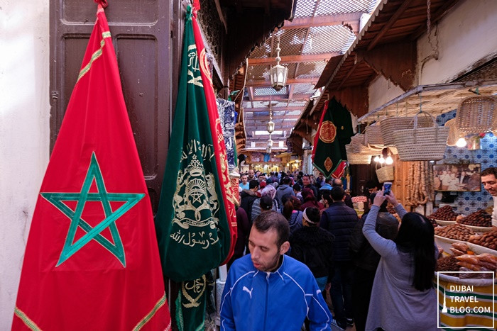 fez morocco medina
