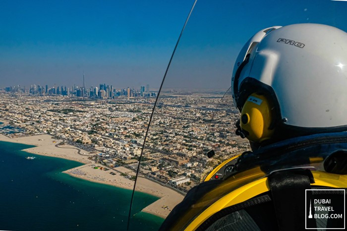 pilot gyrocopter dubai