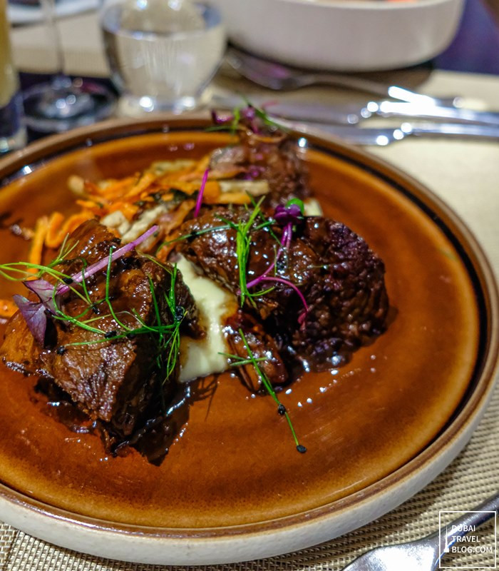 braised beef ribs eat and meat