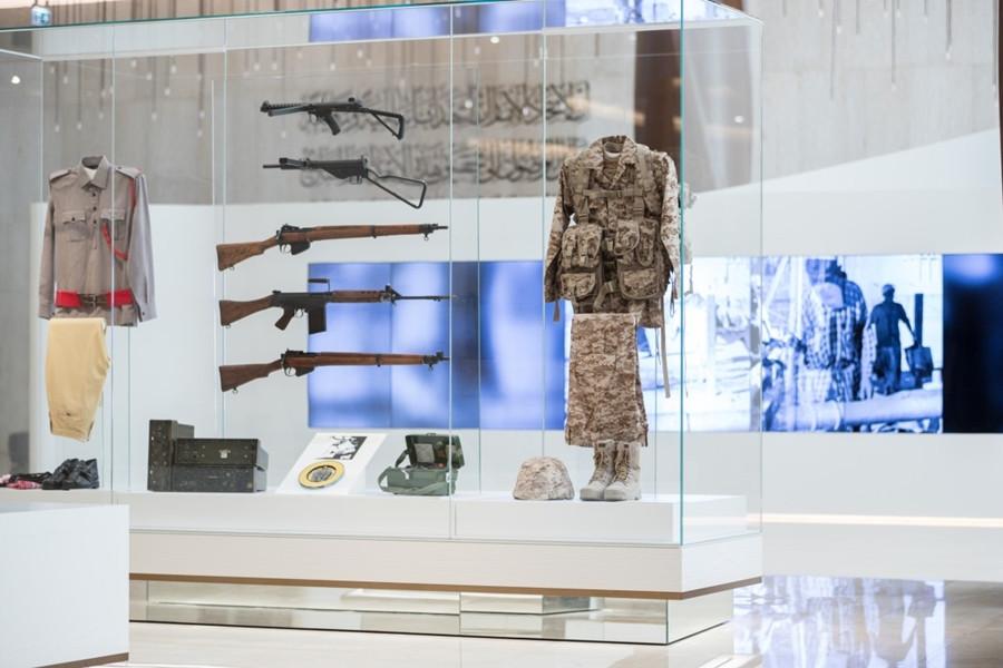 Etihad Museum One Nation