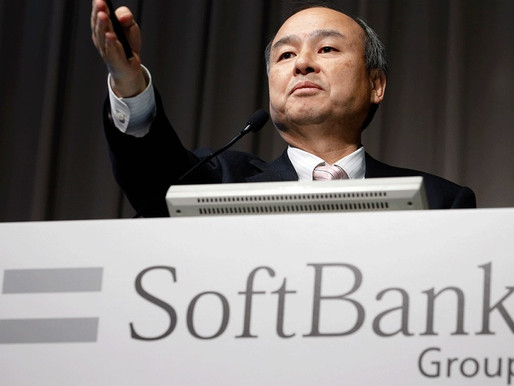 Quick Byte: SoftBank will reportedly invest $25 billion in NEOM and Saudi Electricity Company