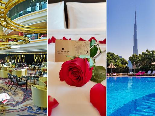 Hotel Review: Shangri-La Dubai on Sheikh Zayed Road