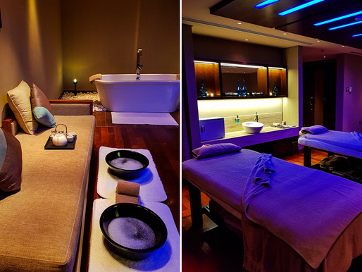 VIP Couple's Massage at Zayna Spa in Grand Millennium Al Wahda