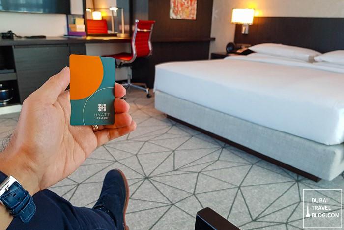 hyatt place jumeirah suite