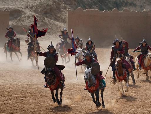 16 Photos: Grandly Epic War Horses of China Show