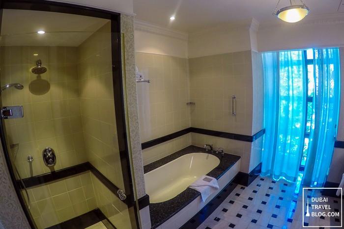 bathroom tbilisi georgia marriott junior suite