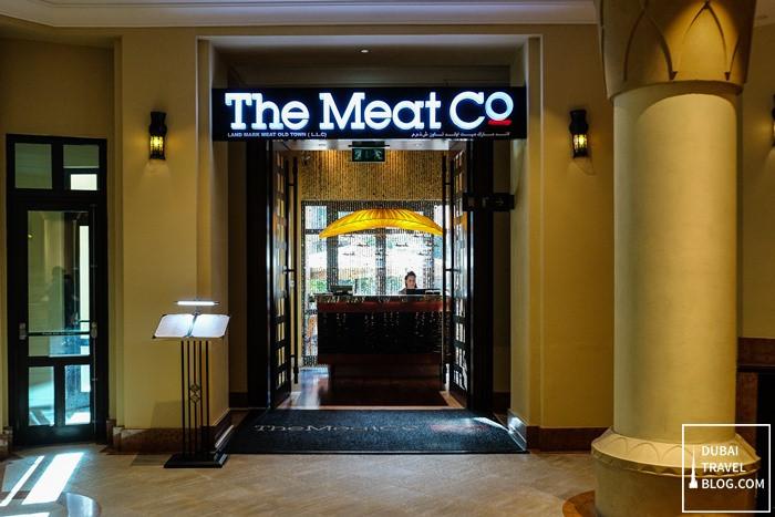 the meat co restaurant souk al bahar