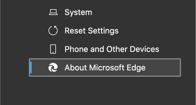 How to check the Microsoft Edge browser version on your PC