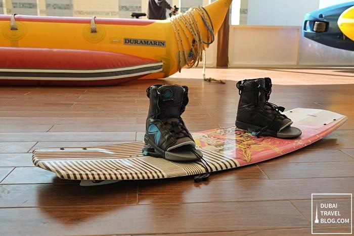 kite surfing dubai