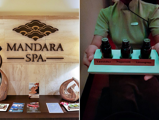 Couple's Balinese Massage at Mandara Spa in The H Dubai
