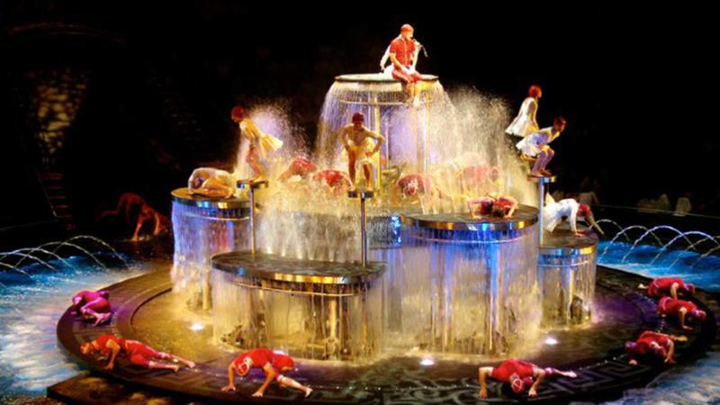 water show dubai al habtoor city la perle