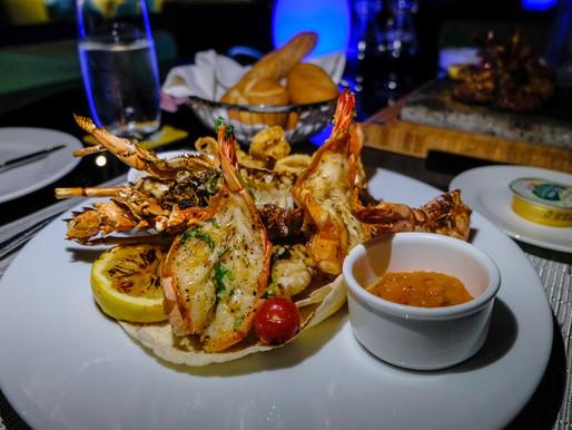 Late-Night Snack at Grills @ Chill'O in Sofitel Abu Dhabi Corniche