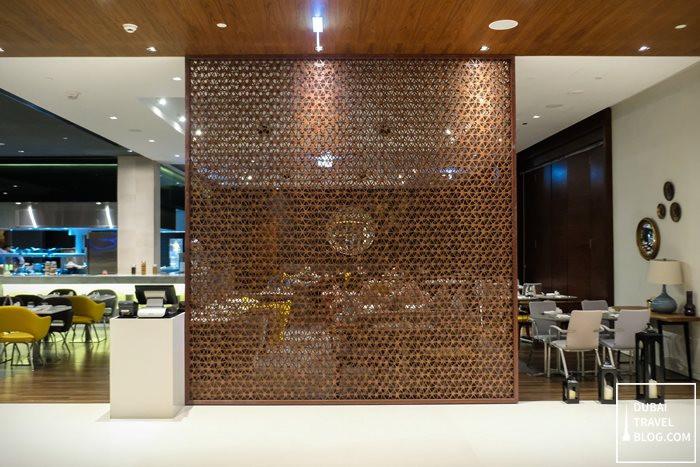 The Gallery Cafe Dubai Hyatt Place
