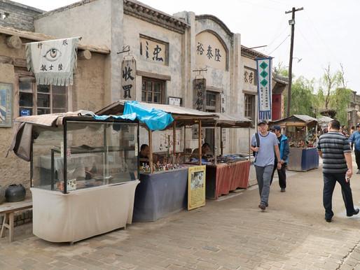 17 Photos: Exploring Ningxia Zhenbeibao West Movie City