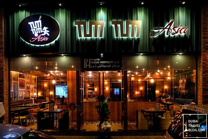 tum tum asia dubai restaurant