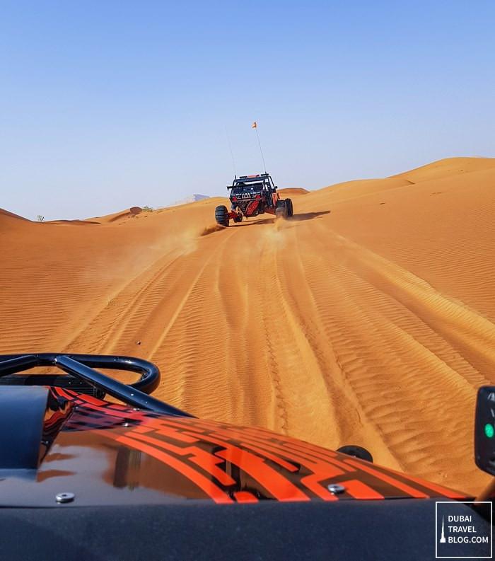 mleiha desert dune safari
