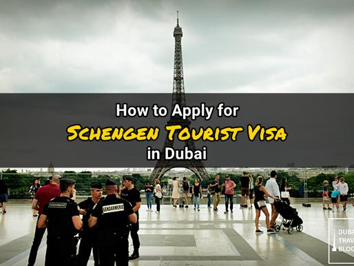 Schengen Tourist Visa Application Process in Dubai