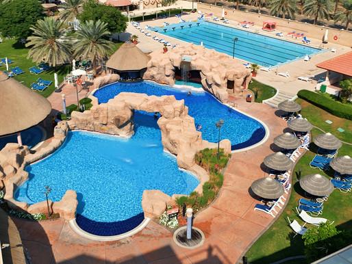 Hotel Review: Danat Al Ain Resort in Al Ain