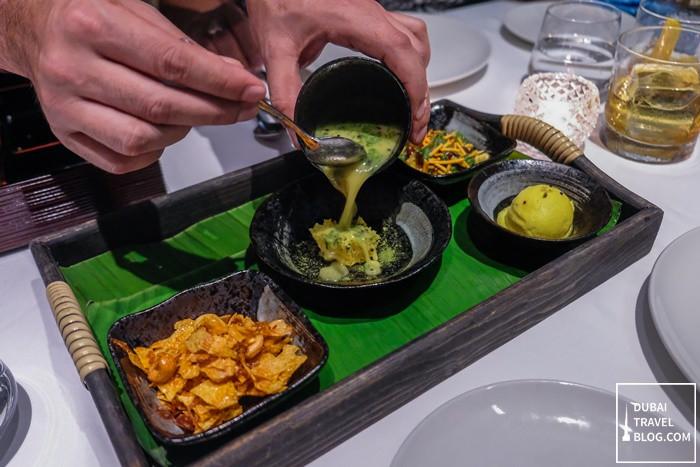 tresind indian food
