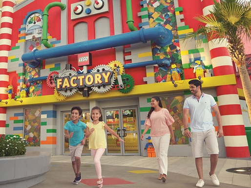 Book Tickets: Legoland Dubai