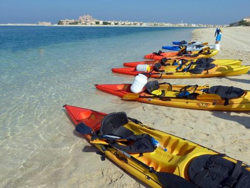 13 Watersport Adventures in Dubai