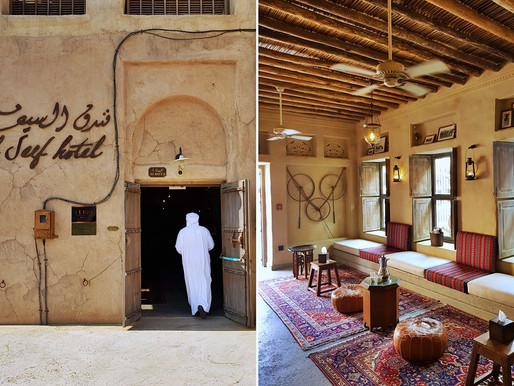 Hotel Review: Al Seef Heritage Hotel Dubai, Curio Collection by Hilton