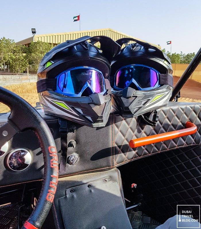 helmets desert buggy