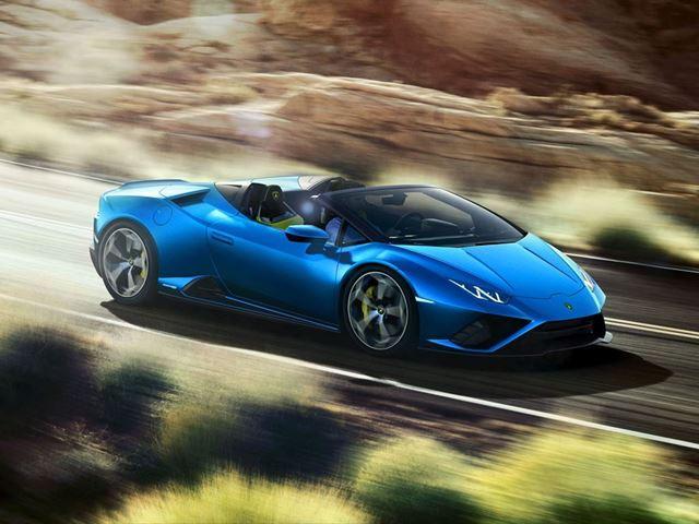 Automobili Lamborghini sets a commercial record in September