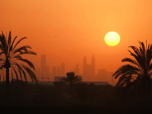 13 Romantic Things to Do in Dubai for Couples