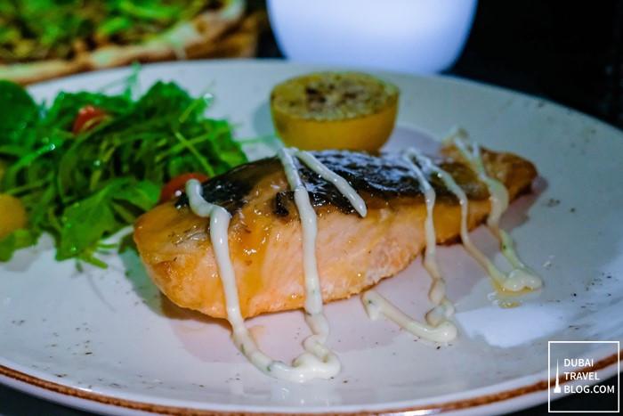 hi five dubai miso salmon