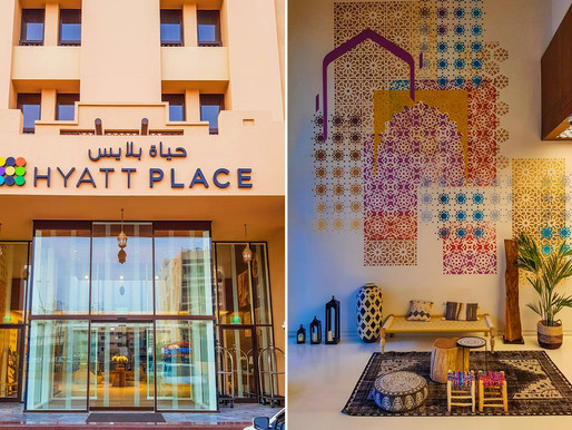 Hotel Review: Hyatt Place Dubai / Wasl District