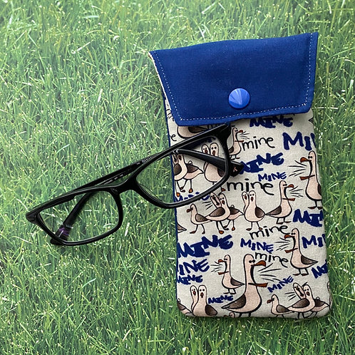Mine! Padded Eyeglass Case