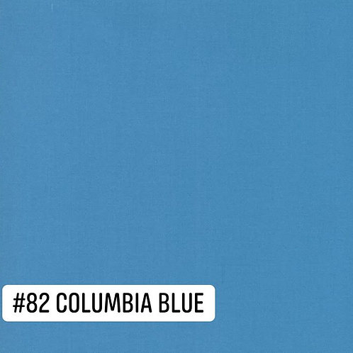 Columbia Blue Face Mask