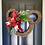 Thumbnail: Mickey Christmas Holiday Wreath