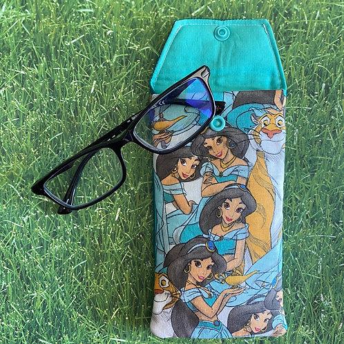 Jasmine Padded Eyeglass Case