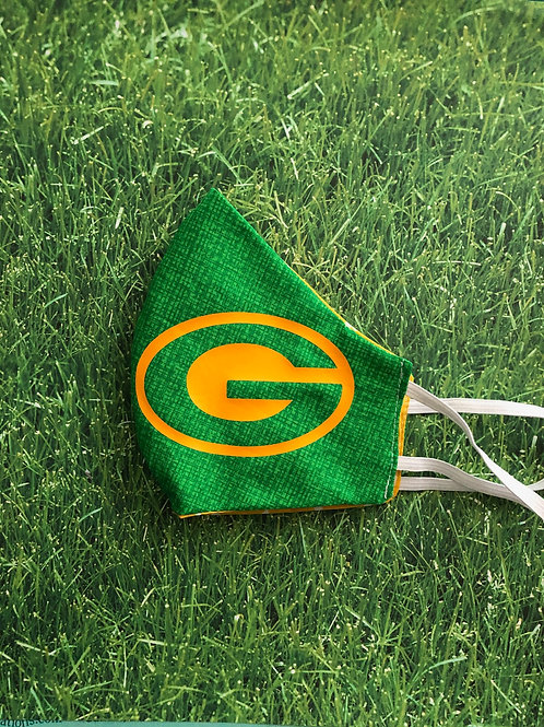 Packers Logo Face Mask