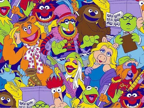 Muppets Face Mask