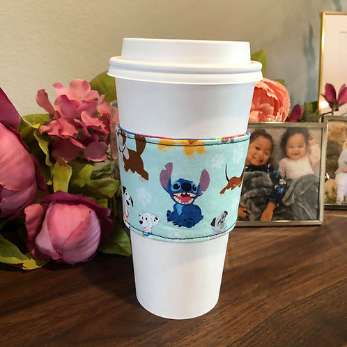 Disney Dogs Soft Drink Cozy