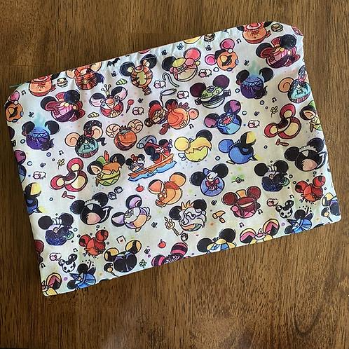 Mickey Ears Makeup Bag