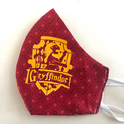 Gryffindor Face Mask
