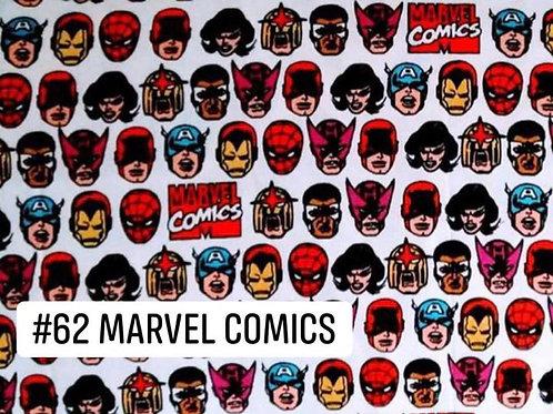 Marvel Comics Face Mask