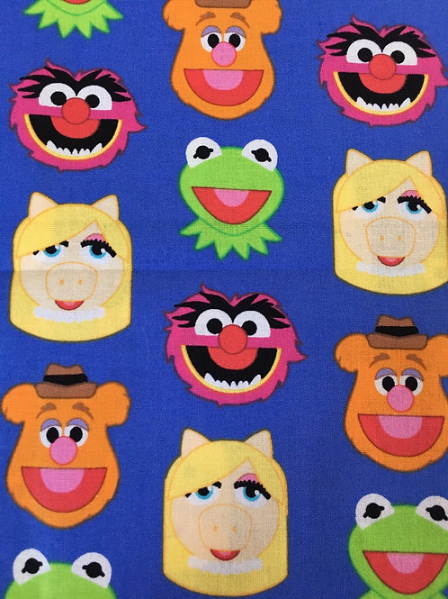 Muppets Show Face Mask