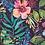 Thumbnail: Watercolor Paradise Face Mask