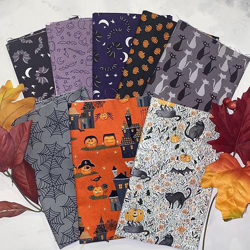 Halloween themed Mask - choose your print