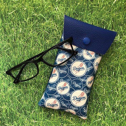 Dodgers Soft Eyeglass Case