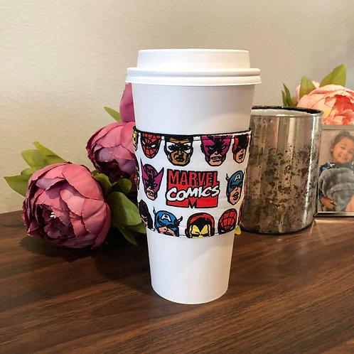 Marvel Comics Soft Drink Cozy