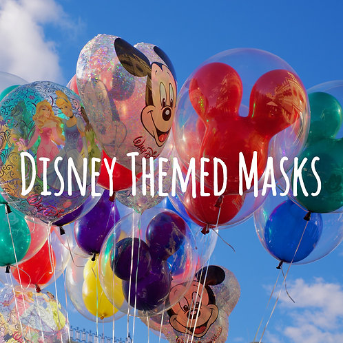 Disney (1) Themed Masks