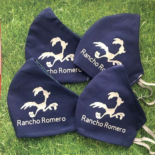 Rancho Romero Elementary School Face Mask
